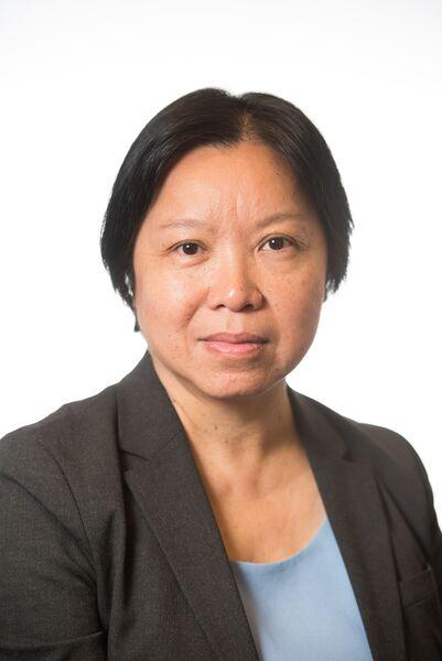 Ruby Leung, PNNL Atmospheric Scientist.